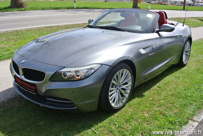 bmw z4 roadster sdrive 30i 258 ch aide l 39 achat et l 39 import de v hicules d 39 occasion en. Black Bedroom Furniture Sets. Home Design Ideas