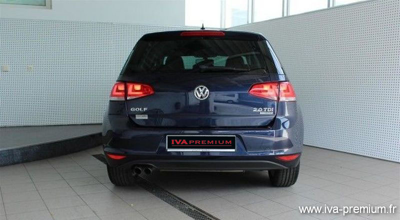 volkswagen golf vii gtd 2 0 tdi panorama 184 ch vente de voitures import es d 39 allemagne vente. Black Bedroom Furniture Sets. Home Design Ideas